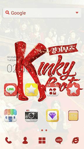 Kinky boots ドドルランチャーテーマ