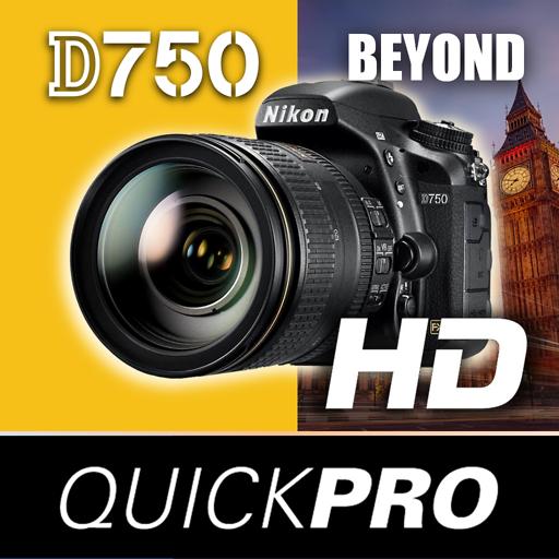 Nikon D750 Beyond by QuickPro LOGO-APP點子