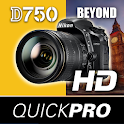 Nikon D750 Beyond by QuickPro icon