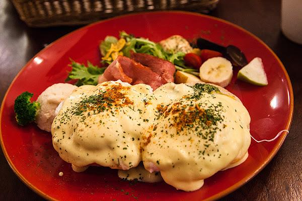 |食|台南中西 隱身巷弄的老房子早午餐 mumu小客廳