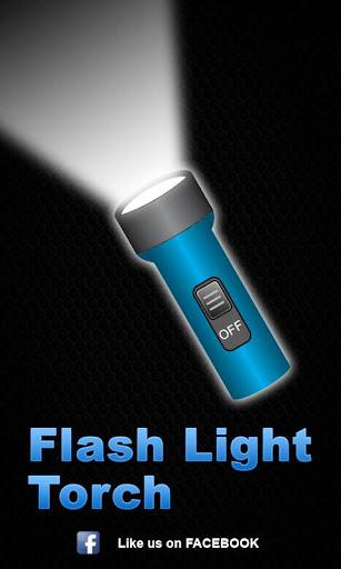 Bright Flash Light - Torch