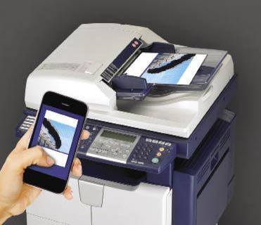 Mobile2printer