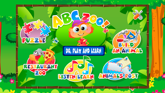 ABCzoo- screenshot thumbnail