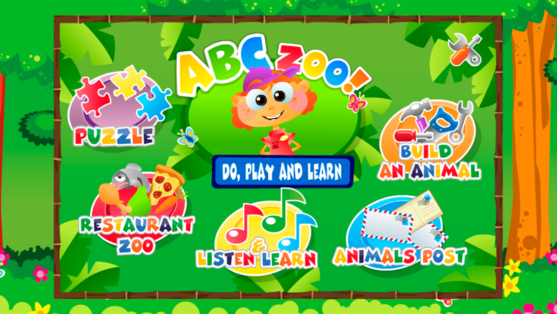 ABCzoo- screenshot
