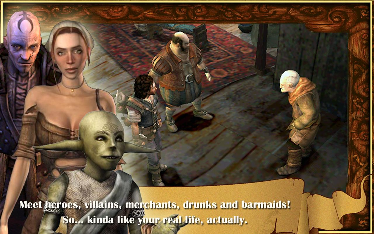 The Bard's Tale [v1.6.1 For Android]