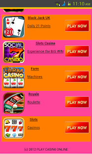 Play Casino - screenshot thumbnail