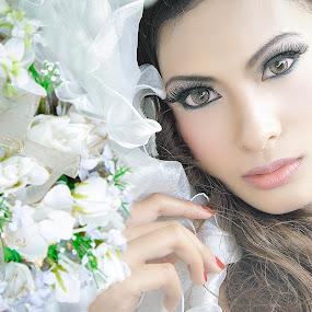 by Aditya Carey - Wedding Bride