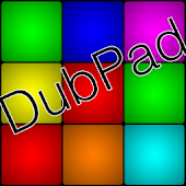 Dubstep DubPad Buttons 1+2