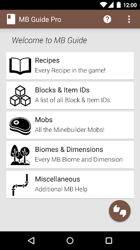 The Complete Minebuilder Guide