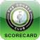 Course Club Golf Scorecard