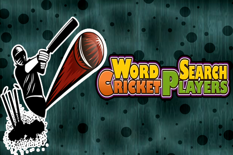 Word Search : Cricket Players