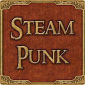 Steampunk Theme GO Launcher EX