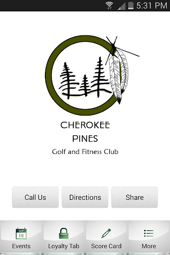 Cherokee Pines Golf Fitness