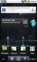 Screenshot of PreviousApp!