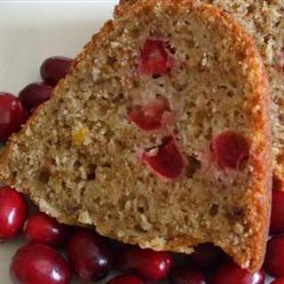 Cranapana Bread