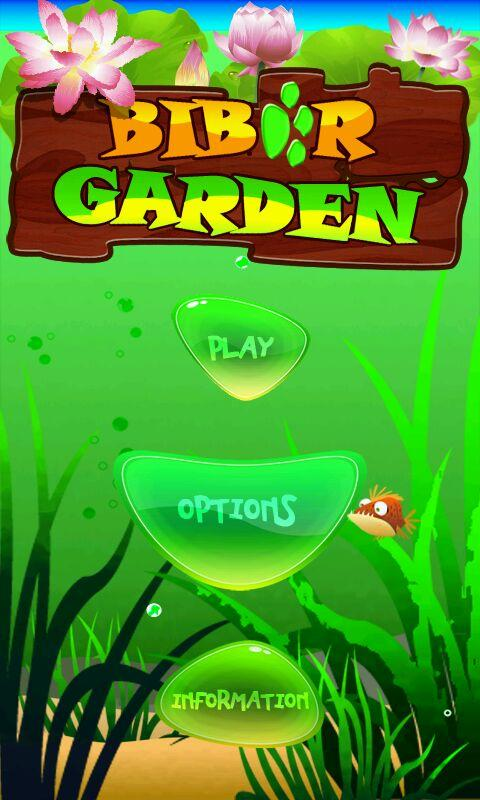 Biber Garden Free - screenshot