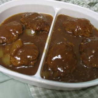 Baked Steak And Gravy In Crock Pot Recipes.