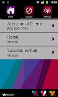 Screenshot of MIVTR