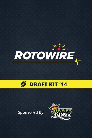 Fantasy Football Draft Kit '14