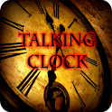 Talking Clock logo