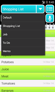 Notepad Pro- screenshot thumbnail