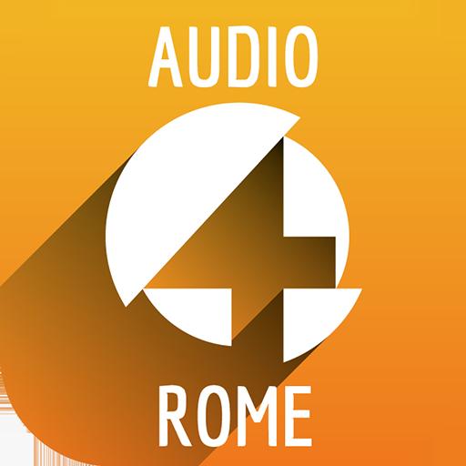 Audio guide Rome Crazy4Art 旅遊 App LOGO-硬是要APP