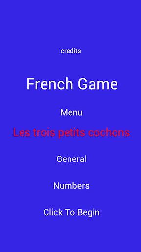 【免費解謎App】French in 50-APP點子