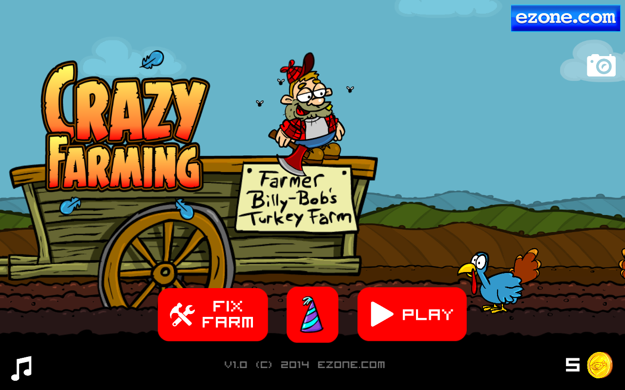 Crazy Farming- screenshot
