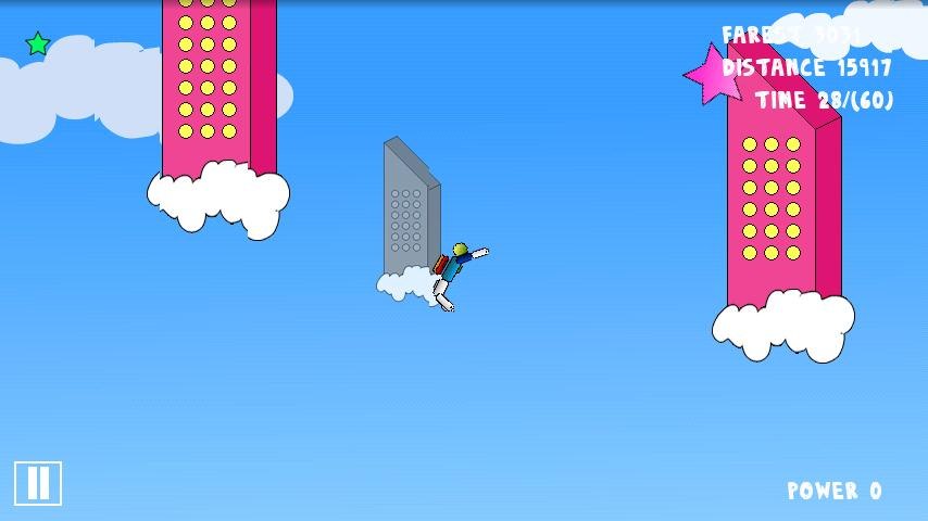 Jet Fly - screenshot