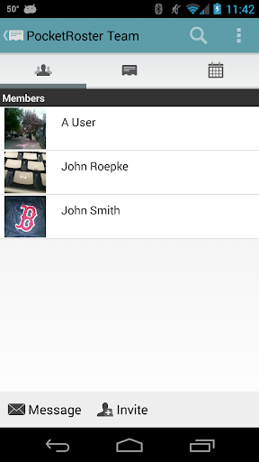 【免費通訊App】PocketRoster Beta-APP點子