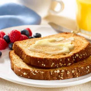 Easy Mornin' Breakfast Toast.