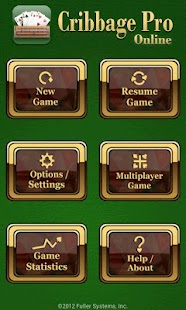 Cribbage Pro Online! - screenshot thumbnail