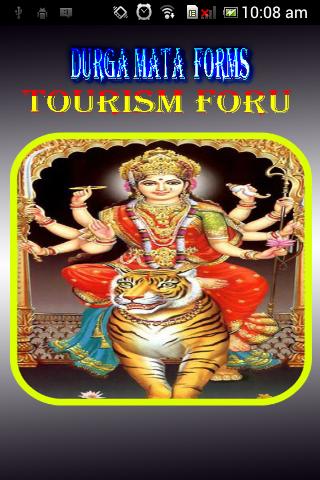 Durga Devi Forms