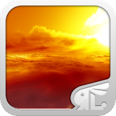Sunset 3D Live Theme (FREE)