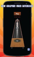 Screenshot of Analog Metronome