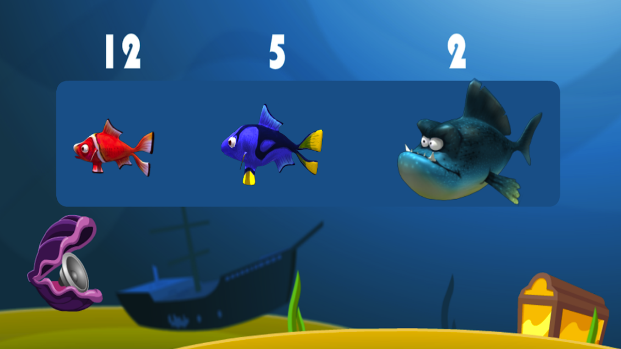 Download fish game eat smaller fish coasas for Feed and grow fish free no download