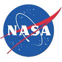 NASA space sounds logo