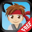 Karate Chop Challenge Free icon