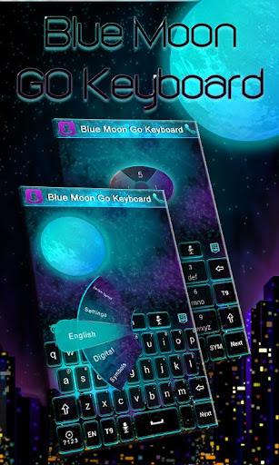 Bluemoon GO Keyboa