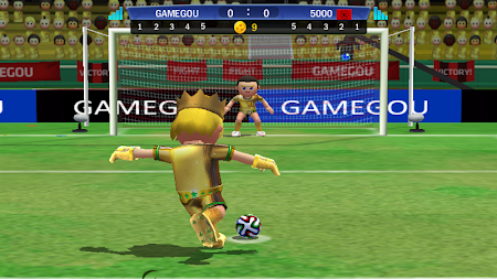 Perfect Kick - Soccer 1.5.5 screenshot 4744