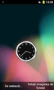 Sensor Clock LiveWallpaper - screenshot thumbnail