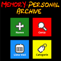 Memory Personal Archive Free logo