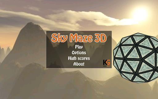 Sky Maze 3D