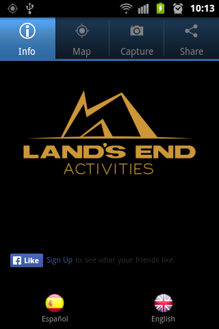 Land´s End Activities