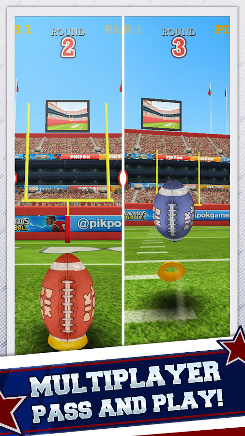 Flick Kick Field Goal Kickoff - screenshot
