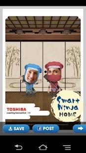 SMART NINJA HOME - screenshot thumbnail