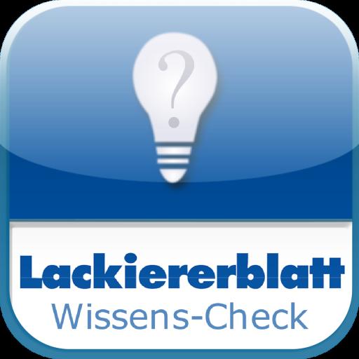 Lackiererblatt Wissens-Check 解謎 App LOGO-APP試玩