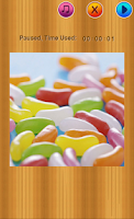 Screenshot of Candy Puzzles - Jigsaw