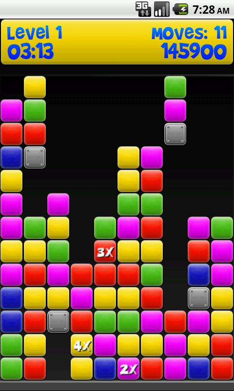 Puzzle Blox- screenshot