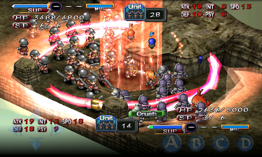 SRPG Generation of Chaos - screenshot thumbnail